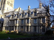 ST.JOHN THE BAPTIST CATHEDRAL ,NORWICH, PART 1 :-