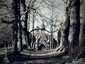 Rosary Cemetry Chapel