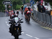 Stage one of the women's OVO Energy Women's Tour