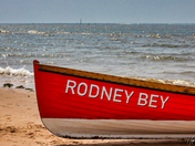 The second Exmouth Gig Rowing Club Regatta