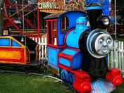 Thomas Tank at Chap Field Gardens