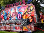 The Daredevil Ride at Chap Field Gardens