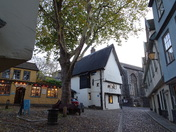 Historical places of Norfolk - Elm Hill, Norwich
