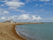 Beach photo comp -Shingle Street Suffolk