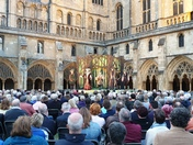 Shakespeare at Norwich Cathedral