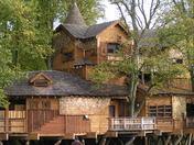 The Tree House,Alnwick