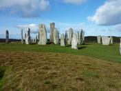Calanais Standing Stones, Isle of Lewis