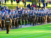 Remembrance Day 2019 christchurch parl ipswich