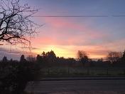 Fabulous sunrises