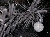 Project 52 - Black Christmas Tree