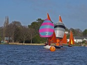 January Sailing