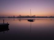 Oluton Broad Sunrise