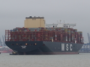 Worlds largest Container Ship?