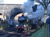 B12 6572 at Weybourne Norfolk