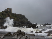 a few pics from storm dennis in ilfracombe