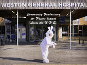 Community fundraising for Weston hospital