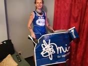 Treadmill London Marathon for MIND