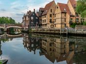 Riverside, Norwich.