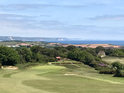 East Devon golf course