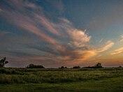 Big Sky at Sunset