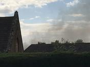 Gamlingay Factory Fire