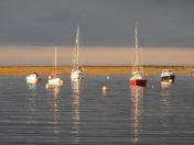 Boats at Wells