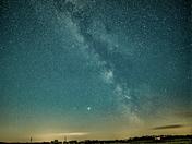 A Morston Quay Milky Way.