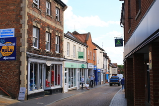 Project 52 - Norfolk Streets