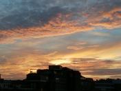 Sunrise over Union Building