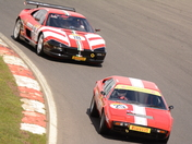 Ferrari Challenge Brands Hatch