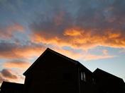 Amazing Fire Sky