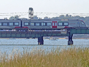 Approaching Manningtree
