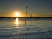 West Mersea sunset