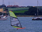 Foiling at Levington