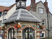 The old building in Sheringham