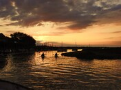 Blakeney sunset