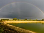 Rainbow at Highbridge