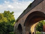 Pill Viaduct Bridge