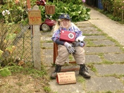 Bildeston Scarecrow Trail 8/08/2020  3