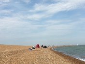 Sunny Shingle Street