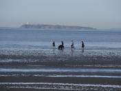 Beach fun at Sand Bay