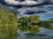 Kayaking on River Waveney
