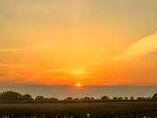 A Rural Sunset
