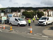 Car Park Closed for Public Safety