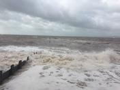 Stormy seas 22-8-2020