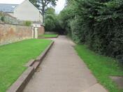 Lime Kiln Lane, Exmouth