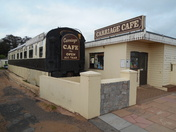 24 May 2015 - The days of the Railway carriage cafe