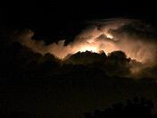 Electric storm over Gorleston