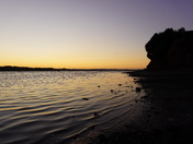 Sunset from Lympstone