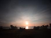 Sizewell Sunrise